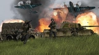 Iron Front: Liberation 1944 Gameplay [ PC HD ]