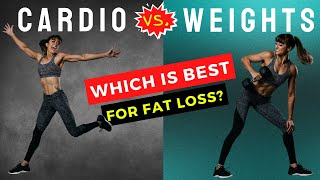 Is Cardio Better than Strength Training for Fat Loss? How Exercise Impacts Weight Loss