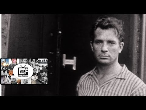 Jack Kerouac: I'm Sick of Myself...I'm Not a Courageous Man. (French Audio - English Subs)
