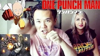 One Punch Man - Episode 2 - The Lone Cyborg REACTION - JenXus React