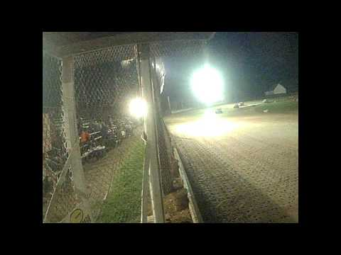 35 Raceway flag stand july 11 modlite feature