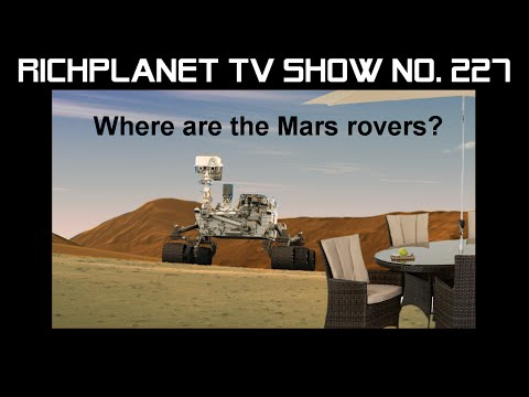 Where are the Mars rovers? - PART 1 OF 3