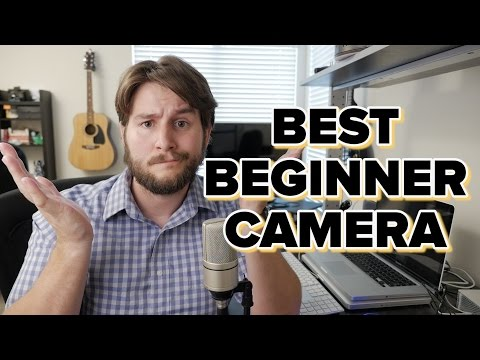 What is the best video camera for beginners?