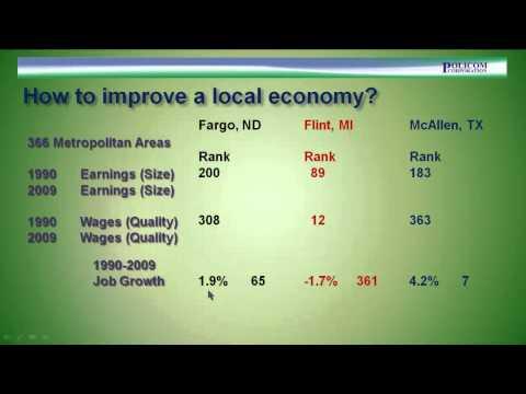 Program 8 - How to improve a local economy.