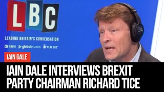 Gambar cover Iain Dale interviews Brexit Party chairman Richard Tice