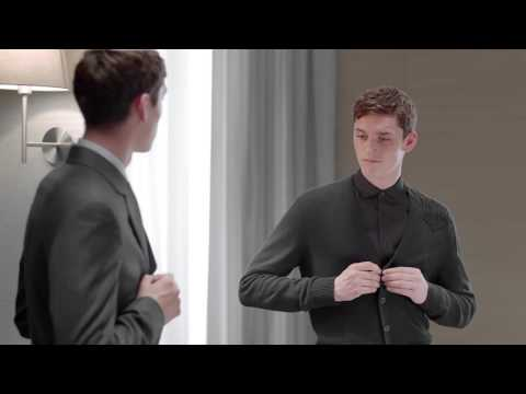 "Anders Hayward in ""Men Etcetera"" - Les Métamorphoses d'Hermès"
