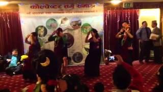 Colchester loshar party dance 2012