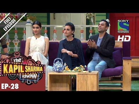 The Kapil Sharma Show - दी कपिल शर्मा शो–Episode 28- Star Cast of Happy Bhag Jayegi - 24th July 2016