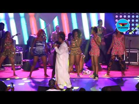 Daddy Lumba performs 'Bibi Gyegye Wo' at African Legends Night