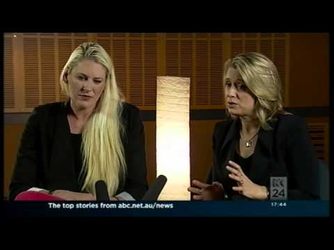 Lauren Jackson & Kristina Keneally on Inside Edge