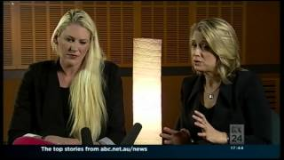 Lauren Jackson & Kristina Keneally on Inside Edge Thumbnail