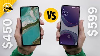 OnePlus 8T vs. Pixel 4A 5G - Which Should You Buy in 2021?