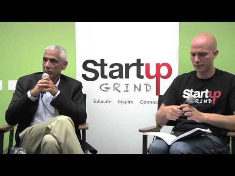 Vinod Khosla (Khosla Ventures) - Ignoring experts and never giving up