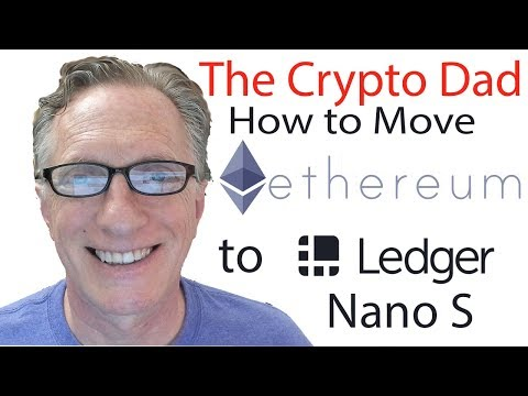 How to Move Ethereum from Mist Wallet & Bittrex to Your Ledger Nano S