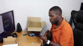 StarTech 3.5-Inch to 5.25-Inch Floppy Mounting Kit Bracket UNBOXING