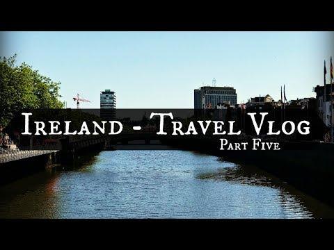 Ireland Travel Vlog Five | Dublin, Trinity College, Guinness Storehouse & Temple Bar