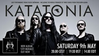 KATATONIA - The Winter Of Our Passing (LIVE FROM STUDIO GRÖNDAHL)