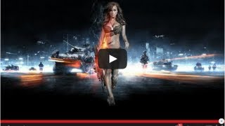 Battlefield 3 - Порно !!!
