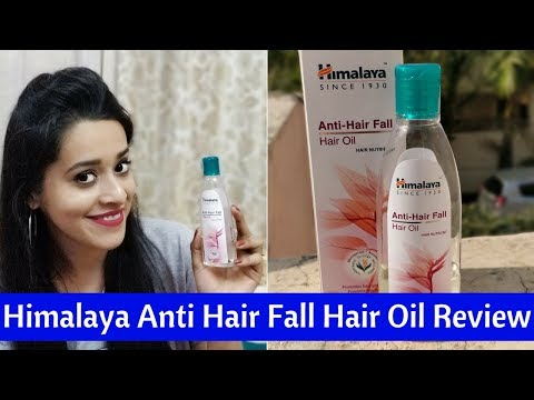 Himalaya Anti Hair Fall Hair Oil Review | Oil To Reduce Hair Fall | Just another girl