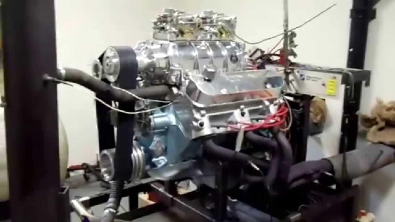 Kre 462 Pontiac 692 Hp Blown Street Pump Gas Youtube