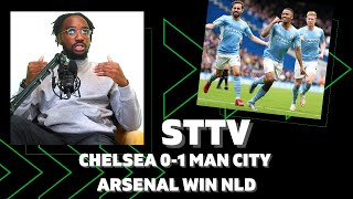 STTV- Chelsea 0-1 Man City| Arsenal win the NLD| Joshua vs Usyk| Plus much more!