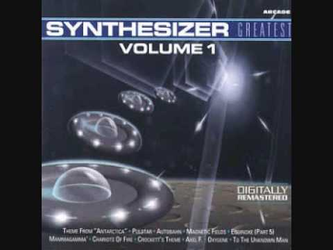 Autobahn - Kraftwerk; Covered by Ed Starink - Synthesizer Greatest Volume 1