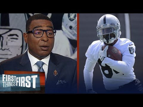 Raiders will tolerate AB if he produces on the field - Cris Carter | NFL | FIRST THINGS FIRST