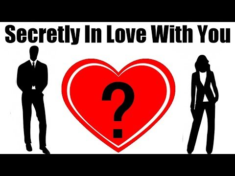 How Many People Are Secretly In Love With You | Love Personality Test