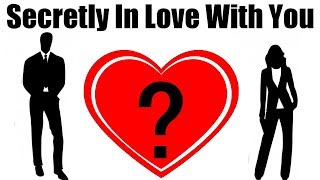 How Many People Are Secretly In Love With You | Love (Personality Test)
