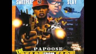 Papoose ft. James Brown -  Born in New York City