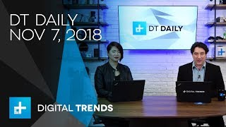 DT Daily Ep 12, Nov 7th, 2018 - Samsung To Debut Foldable Phone, CEO of Capsure Talks Memory Privacy