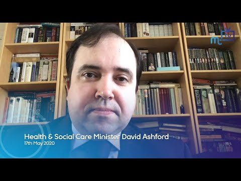 Health & Social Care Minister David Ashford