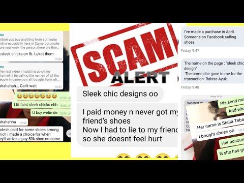 (Part 2 ) Beware of online shops in Cameroon