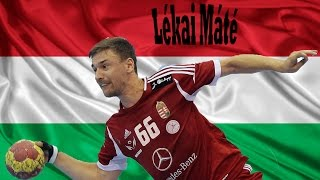 Lékai Máté HUNGARY  Handball EURO Men  Croatia 2018