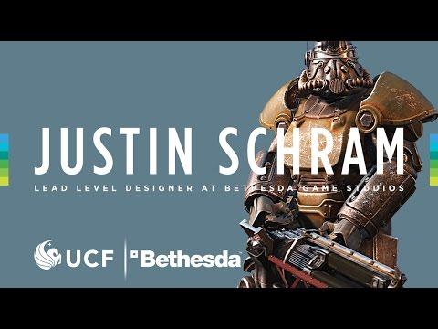 Alumni Guest: Justin Schram From Bethesda Game Studios