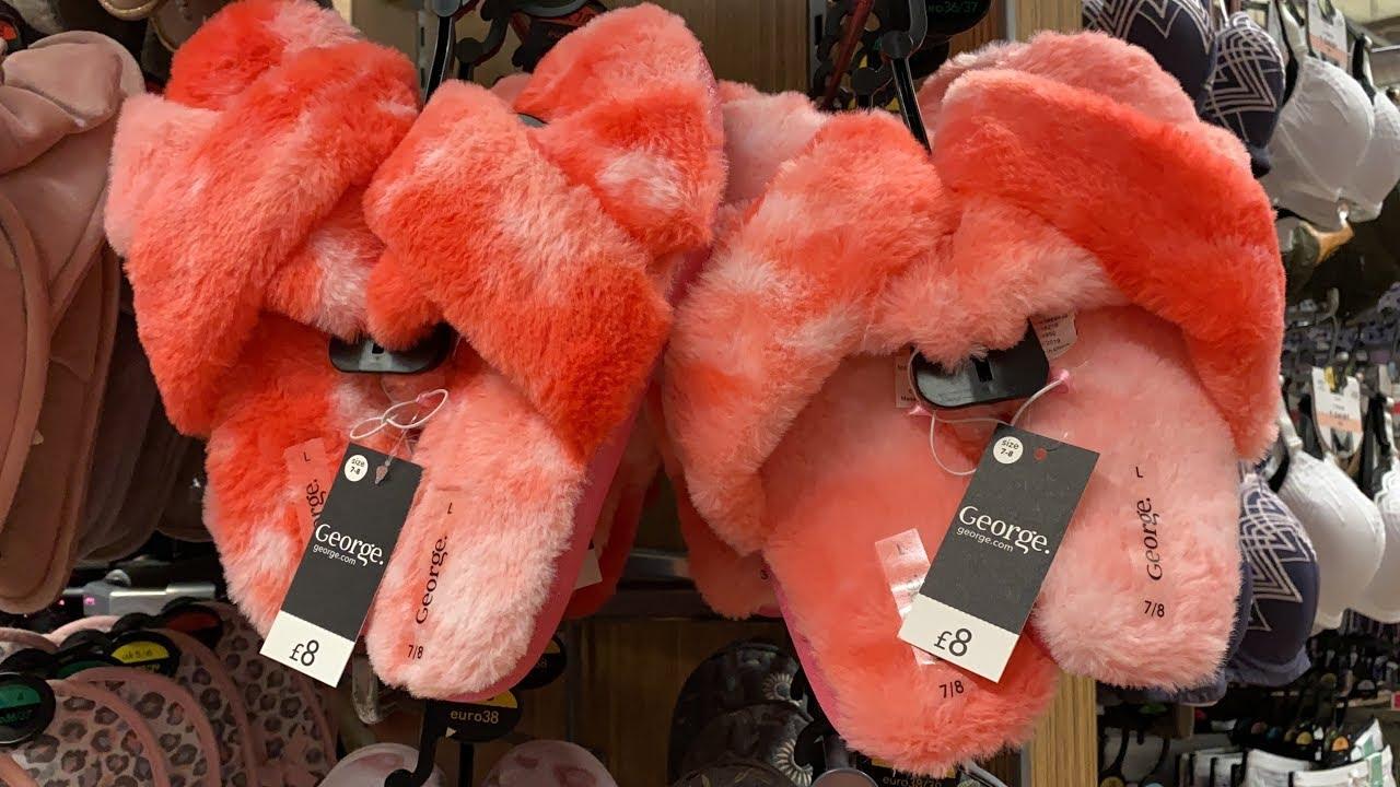 asda unicorn slippers