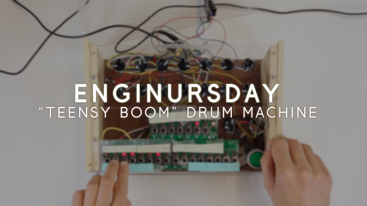 Enginursday: The TeensyBoom - News - SparkFun Electronics