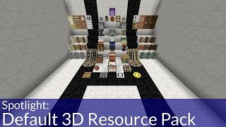 How to Make Default Minecraft Textures 3D!