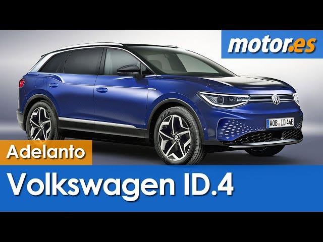 Volkswagen ID.4 | SUV 100% eléctrico