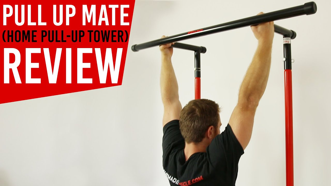 Pull Up Mate Review Home Pull Up Tower Youtube