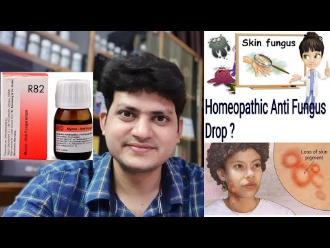 German Antifungal drop | Homeopathic Medicine for fungal infection ?