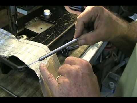 Walking Foot Industrial Sewing Machine Repair Maintenance YouTube Classy Industrial Sewing Machine Repair