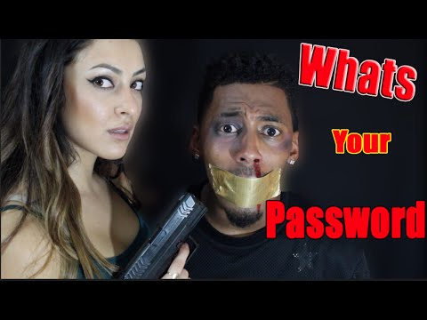 WHATS YOUR PASSWORD