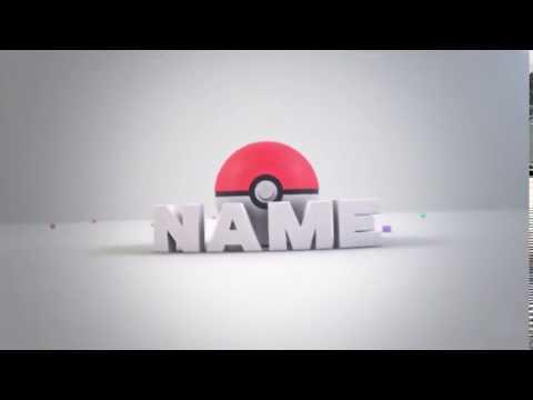 FREE Pokemon GO Intro Template Cinema 4D⁄AE