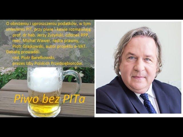 Piwo bez PIT. Debata!