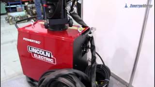 lincoln electric powertec 505s Сварочный полуавтомат