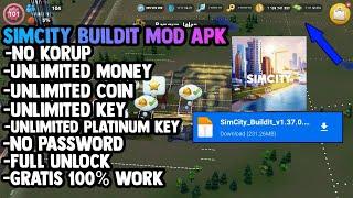 Simcity Buildit Mod Apk Terbaru Unlimited All || Simcity Buildit Mod 2021 screenshot 3