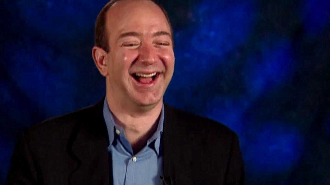 Jeff Bezos interview on Starting Amazon ...