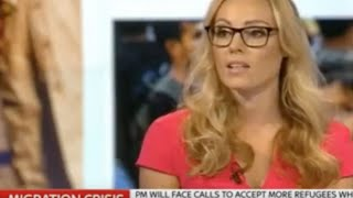 Apprentice Star Michelle Dewberry Warns Over ISIS-Linked Migrants