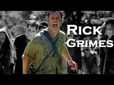 Rick Grimes | Fight | The Walking Dead (Music Video) | Merry Christmas! | Boldog Karácsonyt! :)